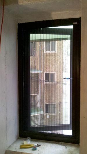 錦鋐氣密窗 - CH837窗型
