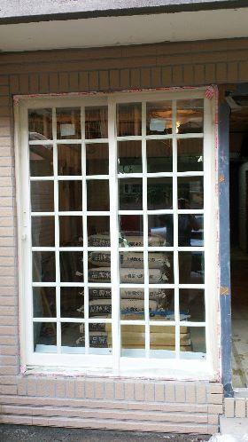 CH1028防盜格子窗 - 錦鋐氣密窗