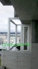 鋁門窗訂做-海景別墅
