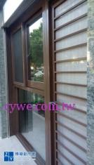 辦公室氣密窗-豐隆鋁門窗