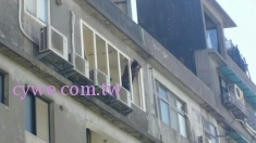 樟穎鋁窗施工